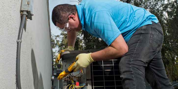 If you need heat pump repair call B.F. Mahn today to schedule your service visit!