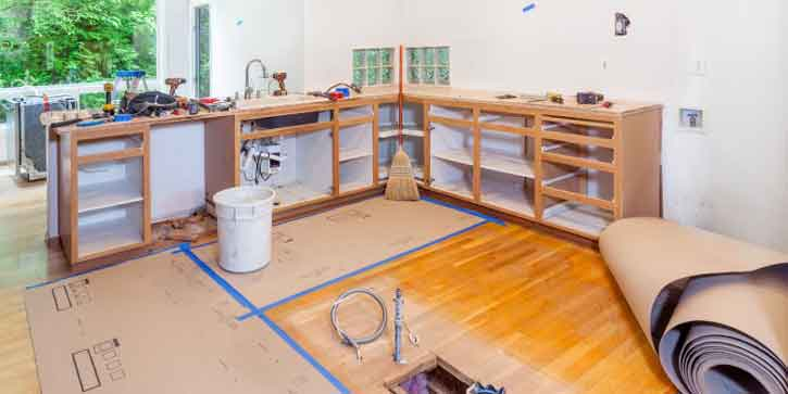 Is it time to take your kitchen out of the 90's and into the 21st century? Call B.F. Mahn today to start your remodeling project!