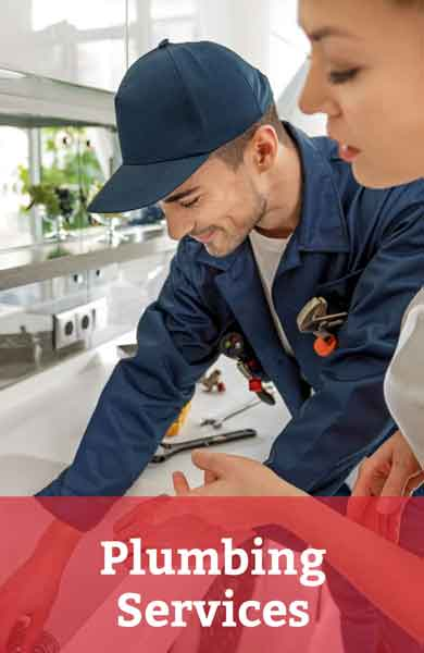 Plumbing issues can be big headaches, let our expert plumbers take care of your plumbing service needs!